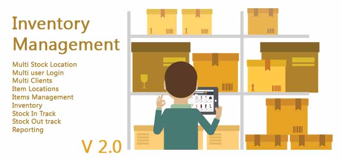 Inventory Management software gurgaon delhi ncr