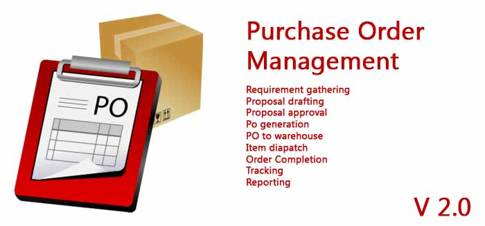 Purchase order management  gurgaon delhi ncr