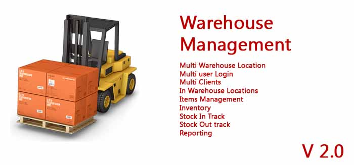 warehouse management software gurgaon delhi ncr